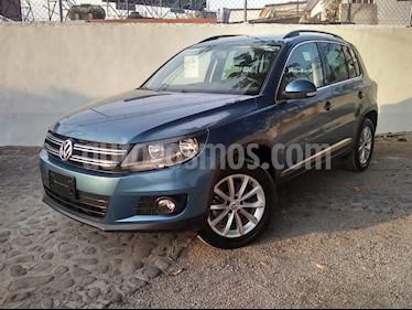 Volkswagen Tiguan Wolfsburg Edition usado (2017) color Azul precio $290,000