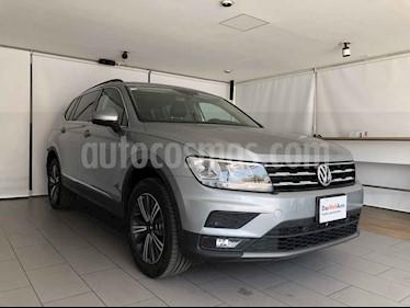 Volkswagen Tiguan 5p Comfortline 3ª Fila usado (2020) color Plata precio $450,000
