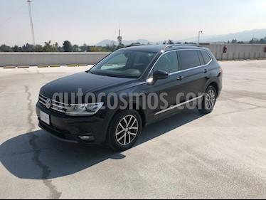 Volkswagen Tiguan Comfortline 5 Asientos Piel usado (2018) color Negro Profundo precio $385,000