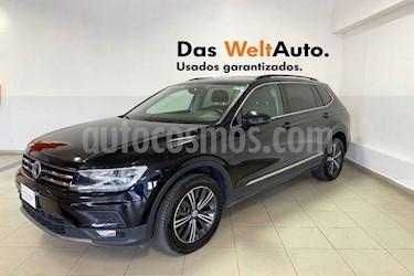Volkswagen Tiguan 5p Confortline L4/1.4/T Aut 7 Pas usado (2019) color Negro precio $407,596