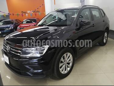 Volkswagen Tiguan Trendline Plus usado (2018) color Negro Profundo precio $352,000