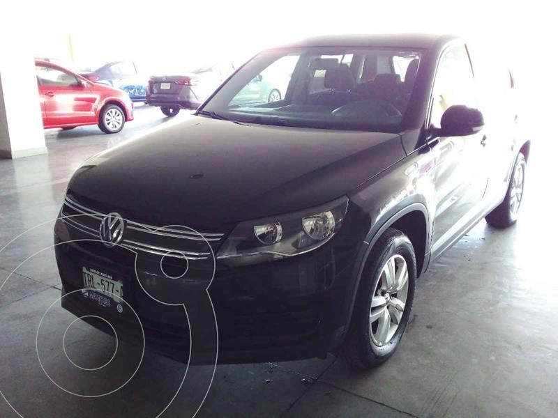 Foto Volkswagen Tiguan Tiptronic usado (2017) color Negro precio $249,900
