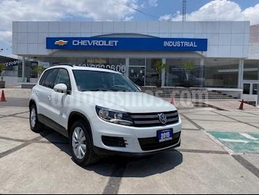 Volkswagen Tiguan Sport & Style 2.0 usado (2015) color Blanco Candy precio $225,000