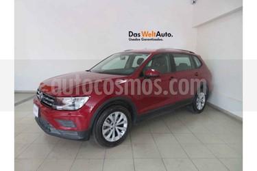 Volkswagen Tiguan 5 pts. Trendline Plus usado (2018) color Rojo precio $325,625