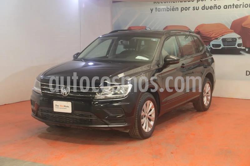 Volkswagen Tiguan Trendline Plus usado (2019) color Negro precio $365,000