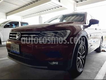 Volkswagen Tiguan Comfortline usado (2018) color Rojo precio $345,000