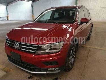 Volkswagen Tiguan Comfortline usado (2018) color Rojo precio $370,000
