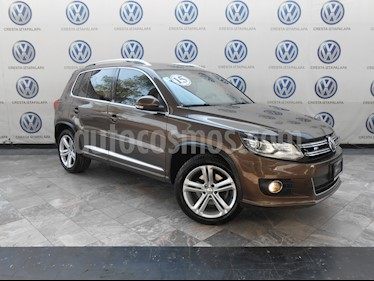 Volkswagen Tiguan R Line usado (2015) color Marron precio $319,000