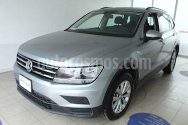 Volkswagen Tiguan 5p Trendline Plus 1.4 L4/1.4/T Aut usado (2019) color Plata precio $365,000