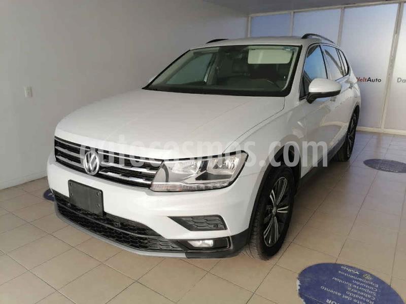Volkswagen Tiguan Comfortline usado (2019) color Blanco precio $415,000