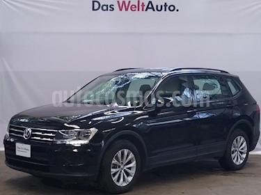 Volkswagen Tiguan Trendline Plus usado (2018) color Negro precio $349,000