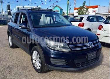 Volkswagen Tiguan Sport & Style 1.4 usado (2017) color Azul Noche precio $255,000