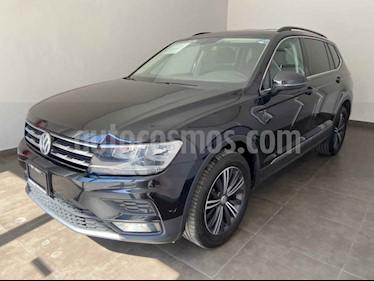 Volkswagen Tiguan 5p Confortline L4/1.4/T Aut Piel usado (2019) color Negro precio $413,500