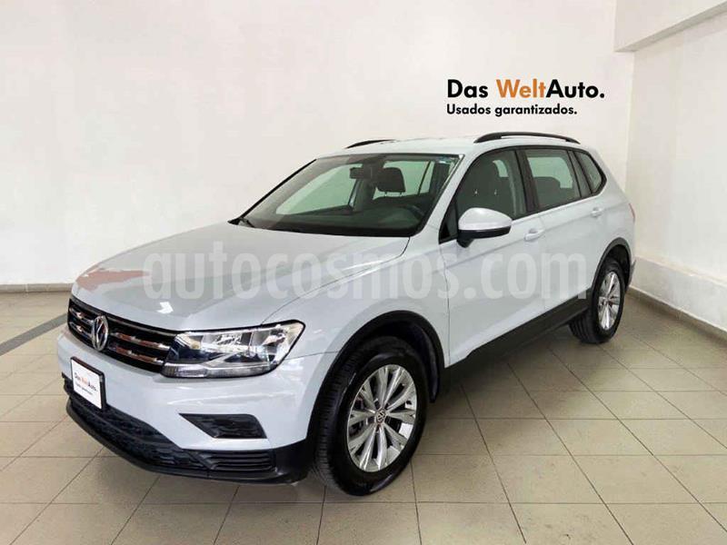 Foto Volkswagen Tiguan Trendline Plus usado (2018) color Blanco precio $329,697
