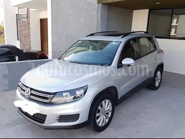 Volkswagen Tiguan Track & Fun 4Motion  usado (2014) color Plata precio $193,500