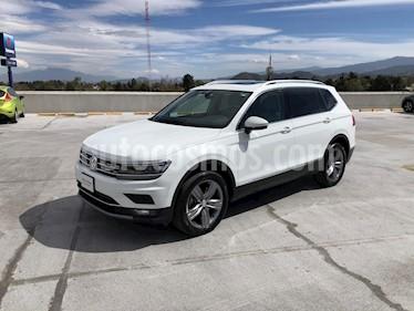 Volkswagen Tiguan Highline usado (2019) color Blanco precio $530,000