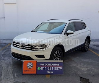 Volkswagen Tiguan Comfortline usado (2018) color Blanco precio $379,900