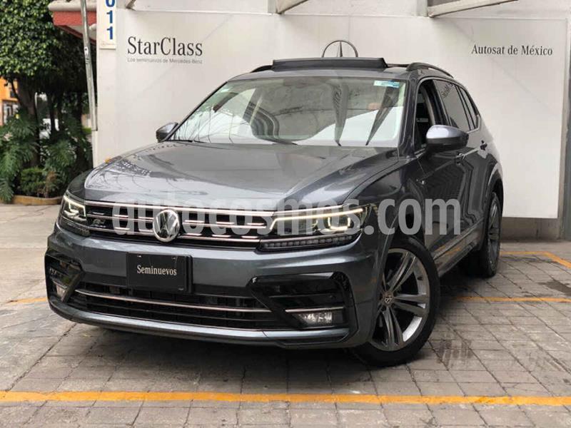 Volkswagen Tiguan R Line usado (2019) color Gris precio $485,000