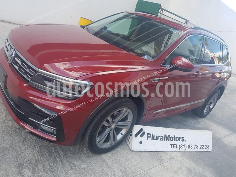 Volkswagen Tiguan R Line usado (2019) color Rojo precio $479,000