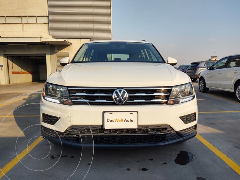 Volkswagen Tiguan Trendline Plus usado (2019) color Blanco precio $359,000