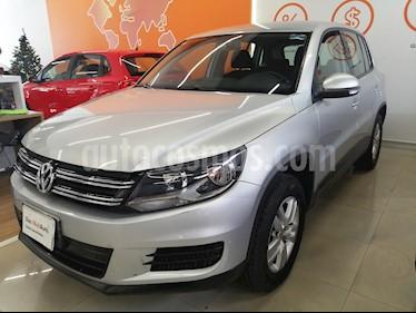 Volkswagen Tiguan Native usado (2012) color Plata Reflex precio $159,000