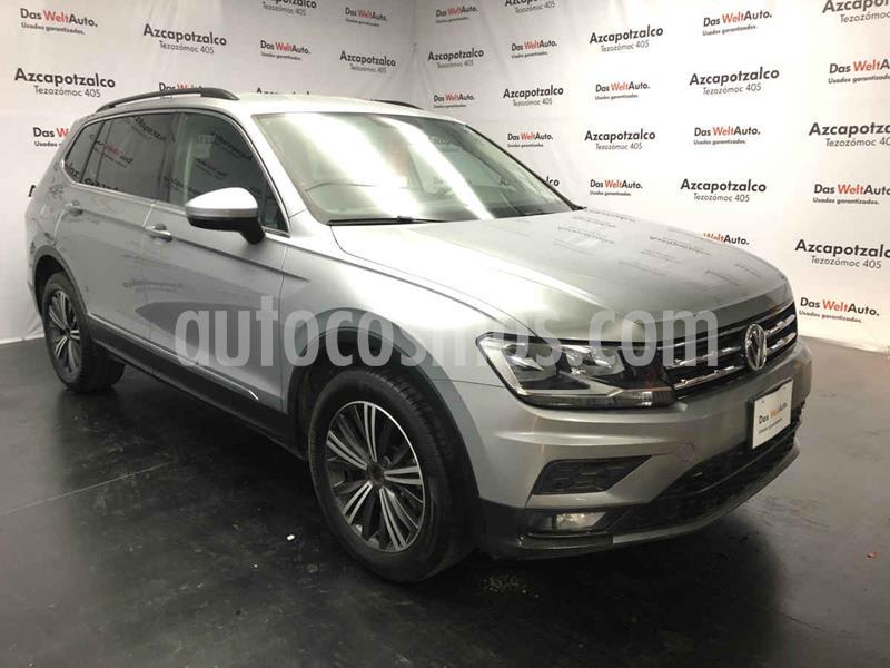 Volkswagen Tiguan Comfortline usado (2019) color Plata precio $402,990
