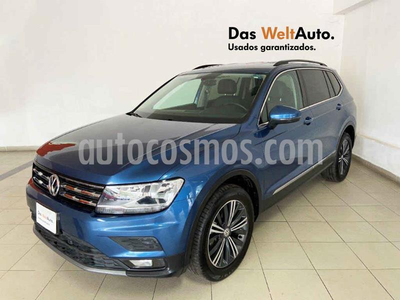 Volkswagen Tiguan Comfortline usado (2019) color Azul precio $399,710
