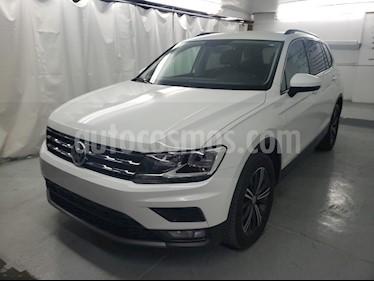 Volkswagen Tiguan Comfortline 5 Asientos Piel usado (2019) color Blanco precio $385,900