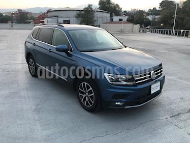 Volkswagen Tiguan Comfortline usado (2018) color Azul precio $385,000