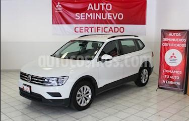 Foto Volkswagen Tiguan Trendline Plus usado (2018) color Blanco precio $339,000