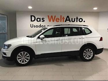 Foto Volkswagen Tiguan Trendline Plus usado (2018) color Plata precio $358,000