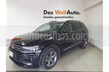 Foto Volkswagen Tiguan R Line usado (2019) color Negro precio $464,240