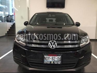 Volkswagen Tiguan 5P TRACK | FUN 2.0T TIPTRONIC PIEL QCP F.NIEBLA R usado (2017) color Negro precio $249,900