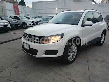 Volkswagen Tiguan Native usado (2012) color Blanco precio $179,000