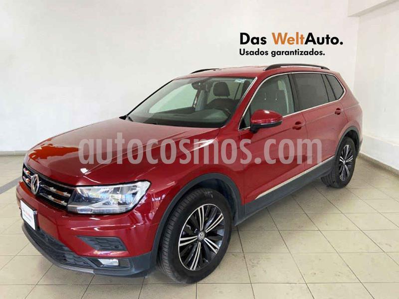 Volkswagen Tiguan Comfortline usado (2019) color Rojo precio $390,665