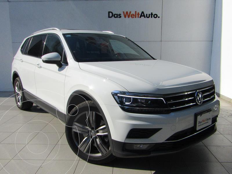 Foto Volkswagen Tiguan Highline usado (2021) color Blanco precio $655,000