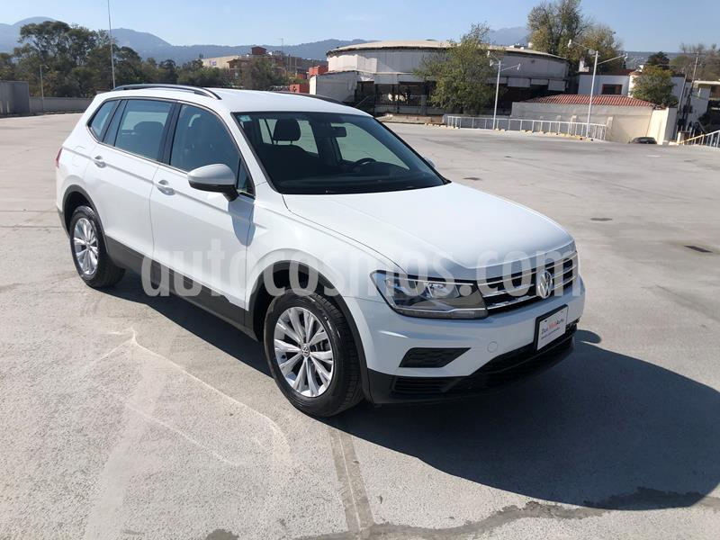 Volkswagen Tiguan Trendline Plus usado (2019) color Blanco precio $365,001