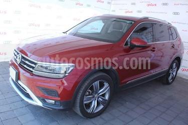 Volkswagen Tiguan Highline usado (2018) color Rojo precio $415,000