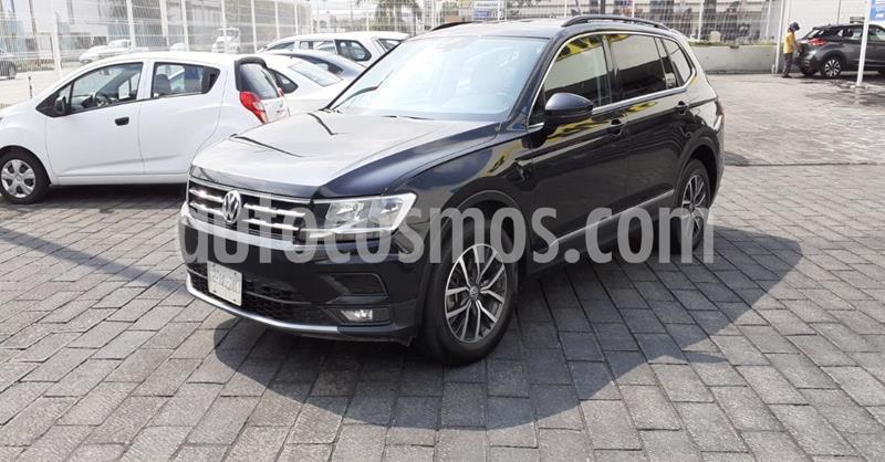 Volkswagen Tiguan Comfortline usado (2018) color Negro precio $304,900