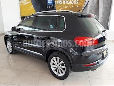 Volkswagen Tiguan 5P TRACK | FUN R LINE 2.0T TIPTRONIC QCP ASTOS. D usado (2016) color Negro precio $248,900