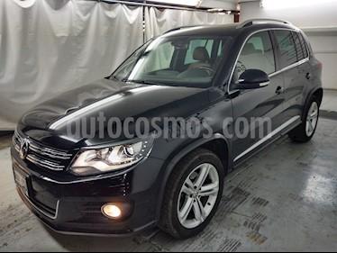 Volkswagen Tiguan Track & Fun 4Motion usado (2015) color Negro Profundo precio $269,000
