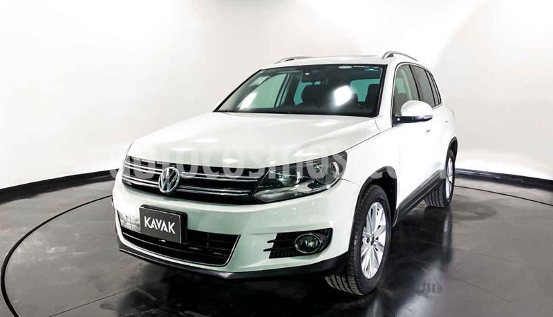 Volkswagen Tiguan Track & Fun 4Motion usado (2014) color Blanco precio $264,999