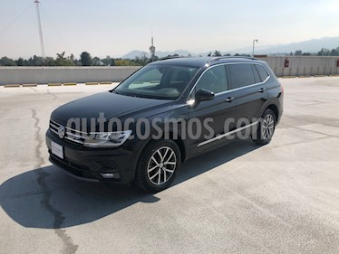 Volkswagen Tiguan Comfortline 5 Asientos Piel usado (2018) color Negro Profundo precio $375,000