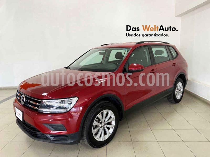 Foto Volkswagen Tiguan Trendline Plus usado (2019) color Rojo precio $353,641