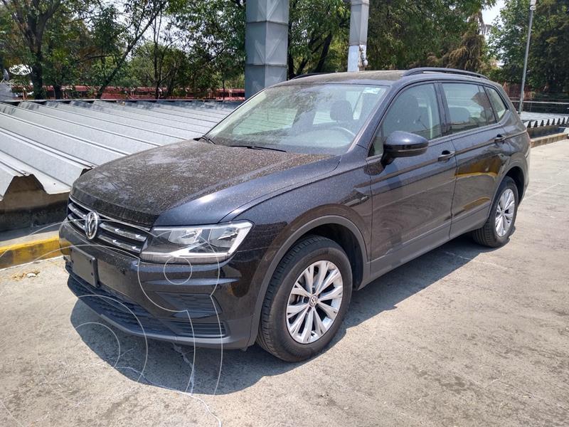 Foto Volkswagen Tiguan TRENDLINE PLUS TSI DSG L4 150 HP usado (2020) color Negro precio $405,000