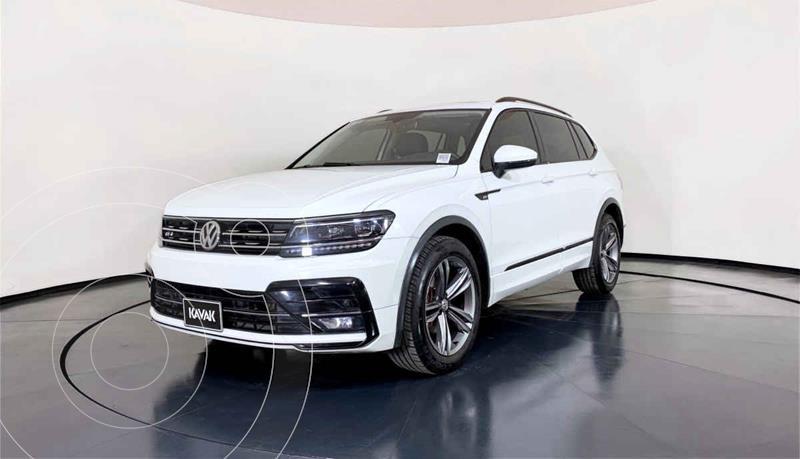 Foto Volkswagen Tiguan R-Line usado (2018) color Blanco precio $499,999