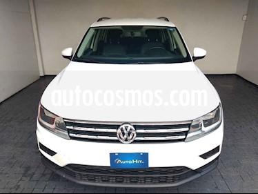 Volkswagen Tiguan Trendline Plus usado (2018) color Blanco precio $357,000