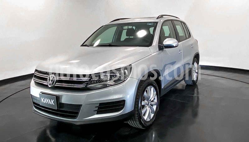 Volkswagen Tiguan Native usado (2011) color Plata precio $194,999