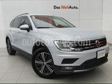 Volkswagen Tiguan Comfortline 7 Asientos Tela usado (2019) color Blanco precio $395,000