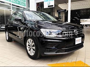 Volkswagen Tiguan 5 pts. Trendline Plus usado (2018) color Negro precio $340,000